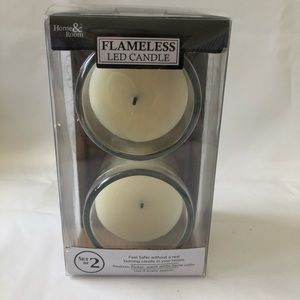 Home & Room Flameless LED Votive Candles